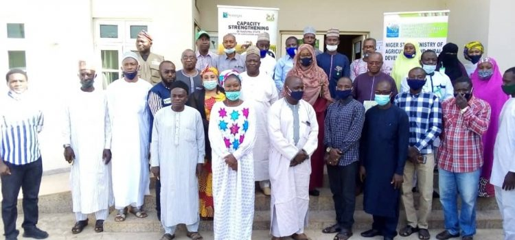 2 DAYS M&E RE-FRESHER TRAINING UNDER THE CAPACITY STRENGTHENING OF THE KADUNA STATE MINISTRY OF AGRICULTURE AND NIGER STATE MINISTRY OF AGRICULTURE AND RURAL DEVELOPMENT ORGANIZED BY AGRA